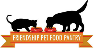 Friendship Pet Food Pantry logo