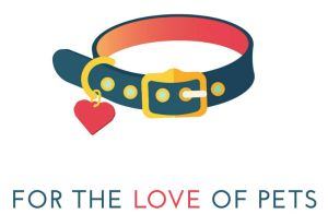 For the Love of Pets Poster Collar
